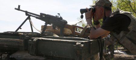 Боевики отступают, ВСУ занимают новые позиции под Дебальцево