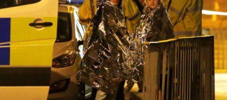 Свидетели рассказали об ужасном теракте в Манчестере (ВИДЕО)