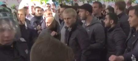 """СРОЧНАЯ НОВОСТЬ! Полиция задержала руководителя днепровских """"титушек"""", которые избивали АТОшников 9 мая (ВИДЕО)"""