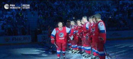 """""""Путин вор!"""" - в Сочи Путина неожиданно освистали во время хоккейного поединка (ВИДЕО)"""