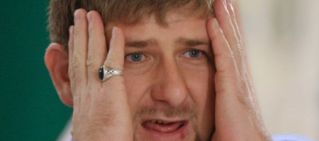 """Одевает красного губами"": карикатуристы Charlie Hebdo крайне пошло пошутили над Кадырова. Сети угорают (ФОТО 18+)"
