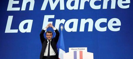 Кремль негодует! Путинистка Ле Пен проиграла выборы во Франции (ВИДЕО)