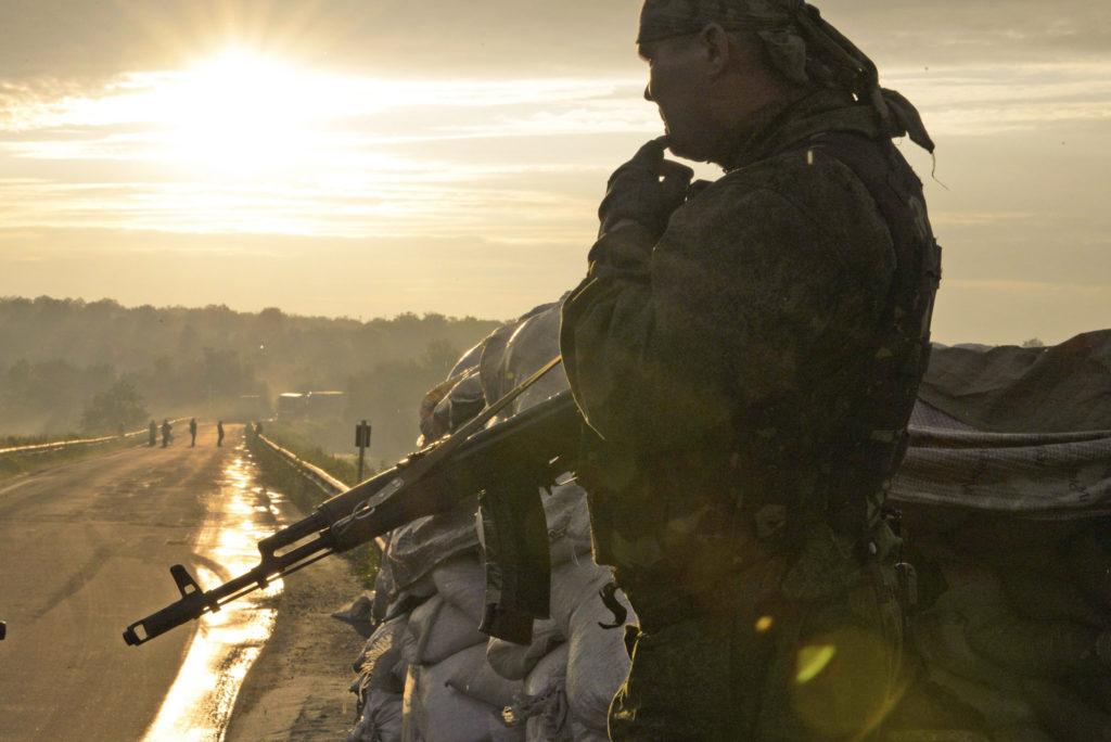 ВНИМАНИЕ! Боевики пошли в наступление и продвинулись под Донецком в серую зону, ВСУ начали отвечать (ВИДЕО)