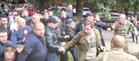 СКАНДАЛ В РАДІ! Луценко назвав хто оплатив та організував тітушок в Дніпрі на 9 травня (ВІДЕО)