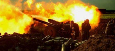 Артиллеристы ВСУ уничтожили отряд россиян который непрерывно нарушал мирные соглашения