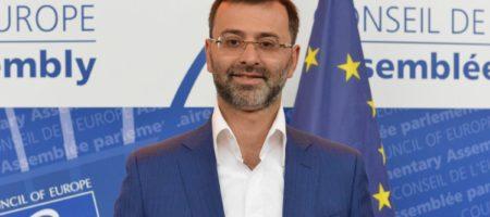 Временным главой ПАСЕ стал украинец