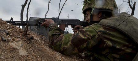 Силы АТО обезвредили вражескую ДРГ: убитый командир житель РФ