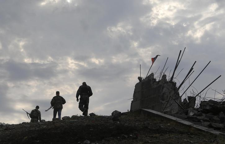 Боевики с ужасом в подробностях рассказали, как с ними разобрались АТОшники 93-й бригады под Желобком