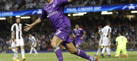 Реал разгромил Ювентус в финале Лиги Чемпионов
