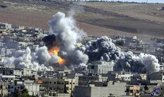 СРОЧНО! Антитеррористическая коалиция во главе с США разбомбила огромную колону войск Асада и Путина