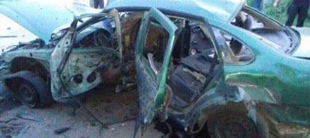 На Донбасі в День Конституції підірвалось авто зі співробітниками СБУ, 1 загиблий