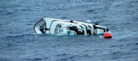Катастрофа в Колумбії: затонув човен із 150 туристами на борту