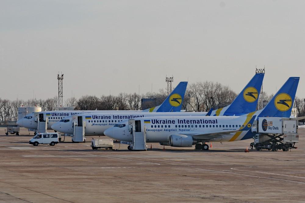 З 1 липня авіаперевізник МАУ вводить платну реєстрацію на стійках