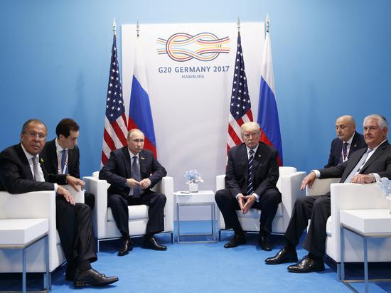 В Кремле жестко прокомментировали информацию The New York Times о жесткой стычке Путина и Трампа во время саммита G20