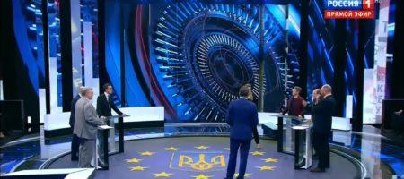 Российский эксперт в прямом эфире пропагандисткого шоу на РосТВ четко по фактам объяснил почему Россия должна вернуть Крым и Донбасс Украине (ВИДЕО)