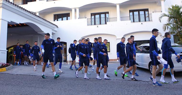 Київське Динамо продає основного захисника в чемпіонат Іспанії