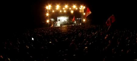 """""""Очень хотим чтобы Океаны и другие украинские группы вернулись"""" - российские рокеры разорвали зал украинской музыкой (ВИДЕО)"""