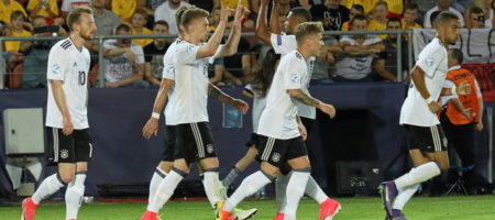 Німці перемогли іспанців у фіналі молодіжного Євро-2017