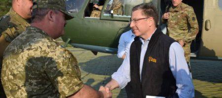 Спецпредставитель США по Украине Волкер настоял, что Украине нужно предоставить оружие и сделал ряд антироссийских заявлений