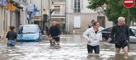 Francia-inondazione-Senna-a-Nemours