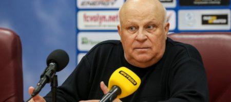 Официально, Кварцяный покинул пост главного тренера Волыни, стало известно о приемнике