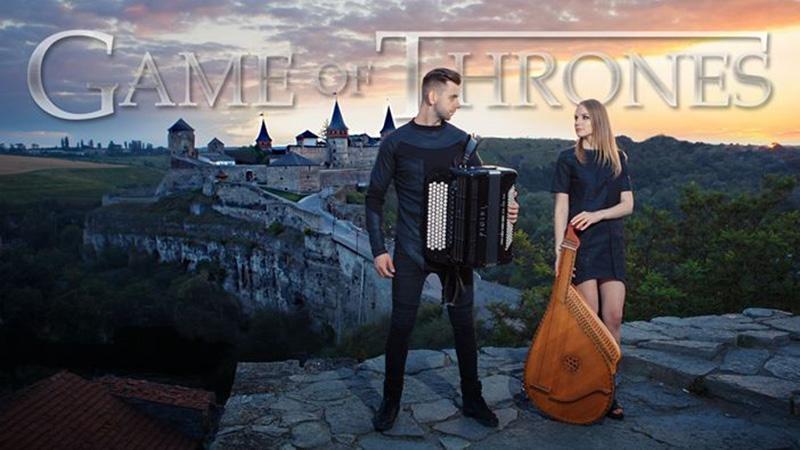 """Український гурт набув популярності після того, як незвичайно виконав саундтрек до """"Гри престолів"""" (ВІДЕО)"""