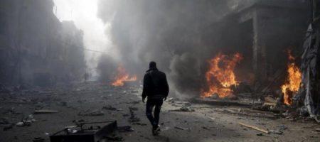 Российское посольство обстреляли, прогремело несколько сильных взрывов в результате есть жертвы (ВИДЕО)
