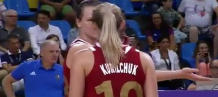 Ганьба яка увійшла в історію. Збірна Росії по баскетболу осоромилася на увесь світ
