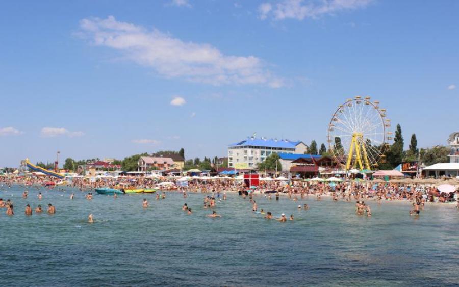 Популярний український курорт арештували