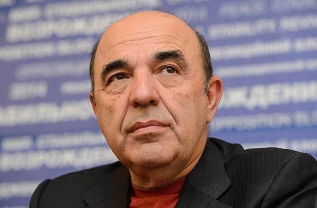 Необходимо снять блокаду Донбасса в обмен на украинскую юрисдикцию предприятий, - Рабинович