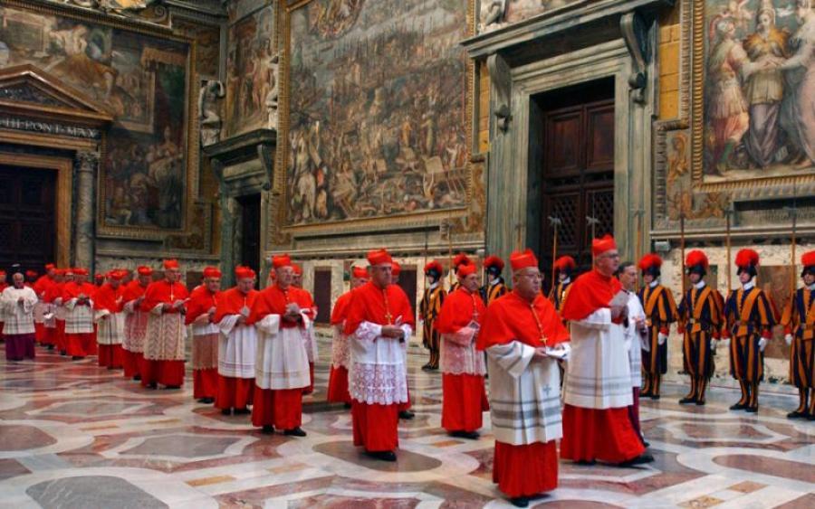 Ватикан визнав, хто винен у війні на Донбасі