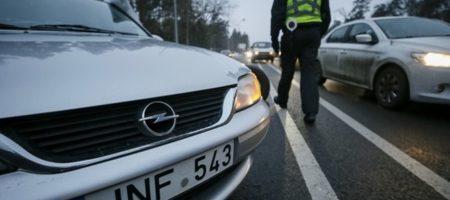 Налоговики разработали закон о борьбе с авто на иностранных номерах