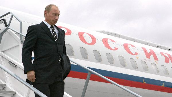 Самолет Путина совершил аварийную посадку в Крыму! (КАРТЫ + СКРИНЫ)