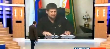 """""""Я тебя найду и разберусь с тобой!"""" - Кадыров в прямом эфире жестко пригрозил Жириновскому расправой (ВИДЕО)"""