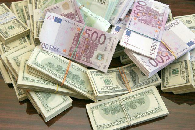 Евро максимально вырос по к доллару за 2,5 года