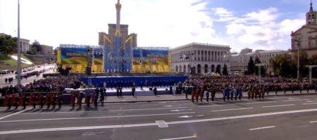 Парад до Дня Незалежності України в Києві (ПРЯМА ТРАНСЛЯЦІЯ)