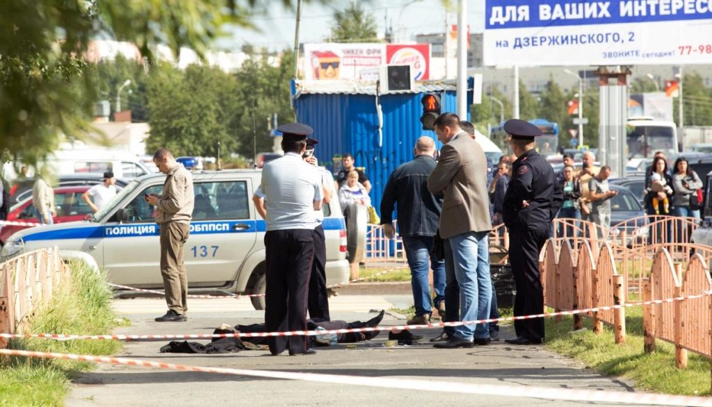 ИГИЛ устроил кровавую резню в Сургуте: 8 погибших + есть камикадзе (ВИДЕО)