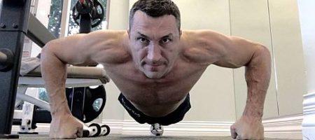 Легенда бокса и Украины - Владимир Кличко заявил об уходе из профи бокса (ВИДЕО)