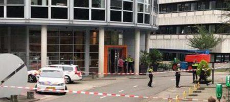У Нідерландах терорист взяв у заручники людей у радіостанції