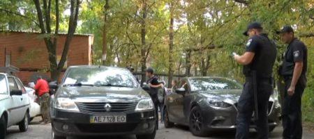 """""""Безумная"""" иномарка едва не свела с ума весь район в Днепре (СЮЖЕТ)"""