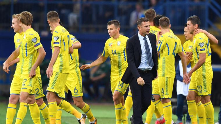 Ісландія – Україна: стартові склади на матч відбору ЧС-2018