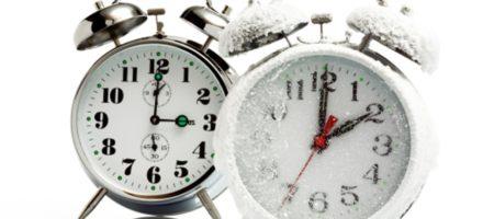 Стало відомо коли відбудеться прехід на зимовий час в Україні