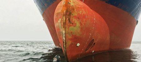 У берегов Швеции пьяные российские моряки посадили грузовое судно на мель (ФОТО)