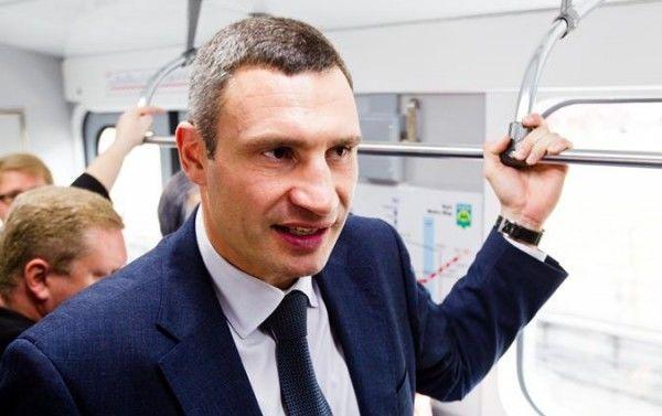 Держприкордонслужба заявила, що Кличко порушив режим перетину кордону