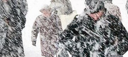ВНИМАНИЕ! Синоптики предупреждают о самой холодной и страшной зиме за последние 100 лет