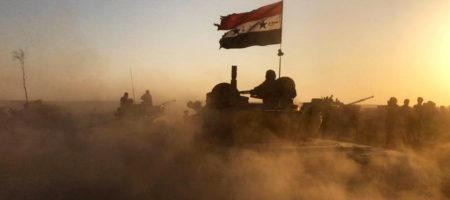 """В ШАГЕ ОТ БИТВЫ! Войска США и России """"столкнулись лбами"""", поддерживая разные силы в Сирии"""