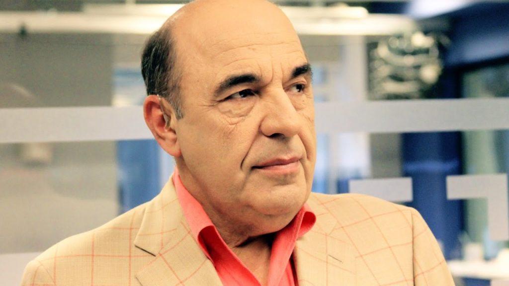 Вадим Рабинович: «Между Президентом и премьером пробежала черная пантера»