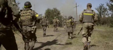 Силы АТО дали жесткий отпор боевикам нарушившим очередное перемирие (ВИДЕО)
