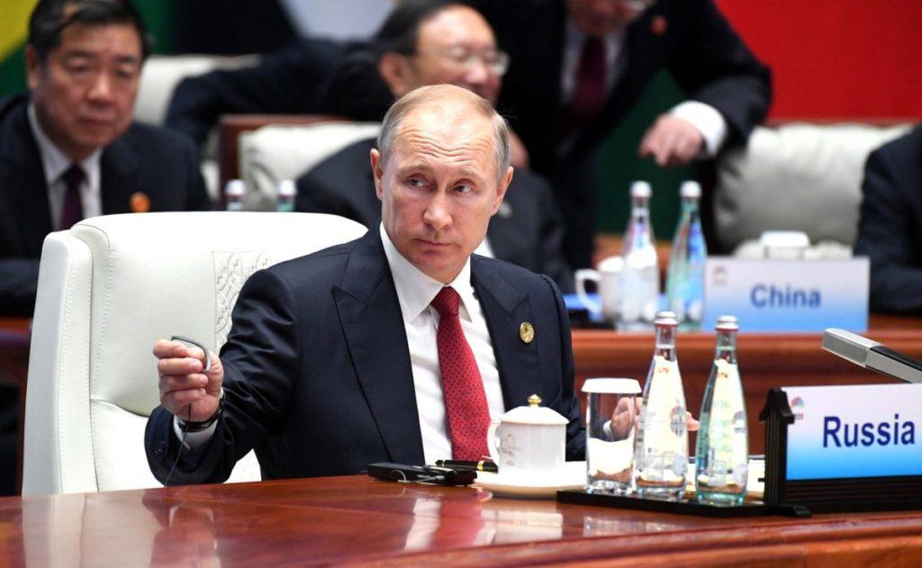 Путин дал заднюю и согласился на миротворцев на Донбассе лишь бы США не дали оружие Украине