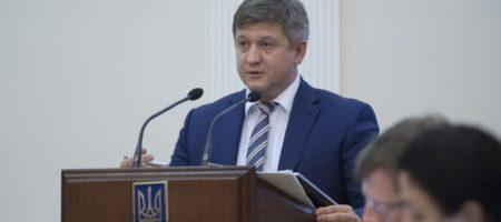 Minister of Finance Oleksandr Danyliuk